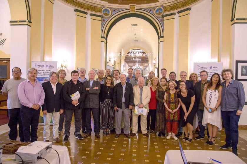 Fundação da FESAAL em Cuba